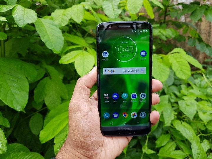 Moto G6 Review