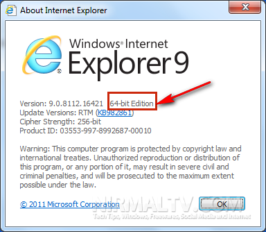 download internet explorer 9 for windows 7 64 bit
