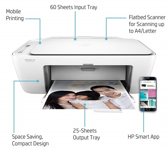 Affordable All-in-one Wireless Printers