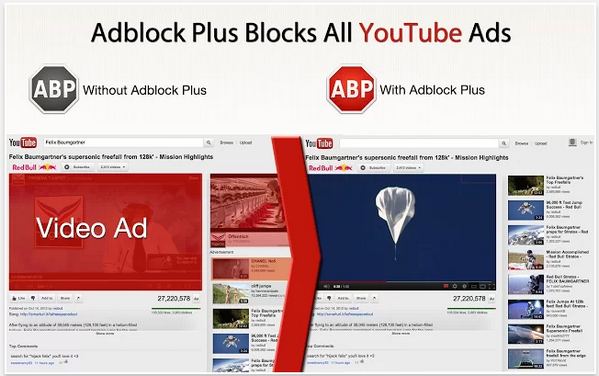 How to Block or Disable Ads in YouTube