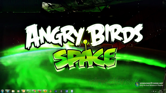 Angry birds space theme_1
