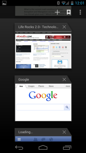 Browser Tabs