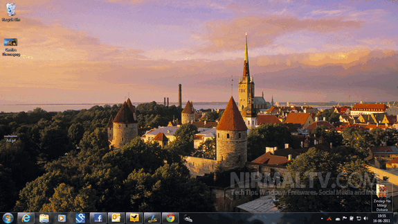 Castles Theme for Windows 7