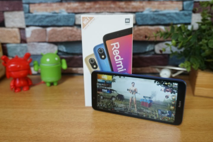 Redmi 7A Gaming Review