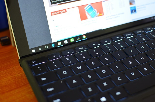 How to Enable or Disable the Surface Keyboard Backlight