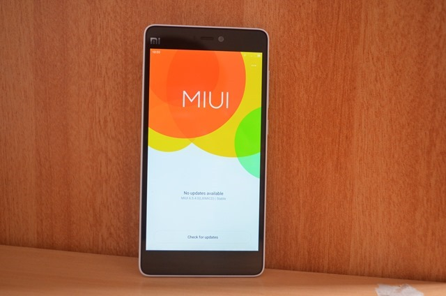 Xiaomi Mi4i Update MIUI 6 5 4 0 LXIMICD Fixes Heating Issue