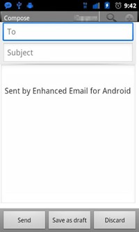 Enhanced email2