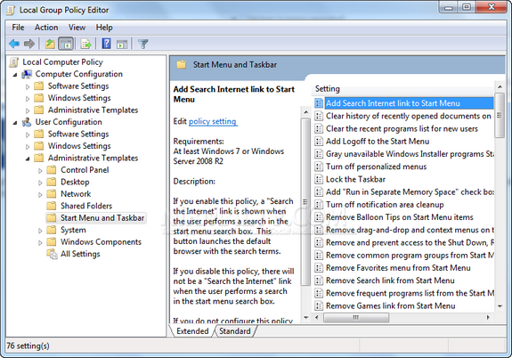 How to Search the Internet Using Windows 7 Start Menu