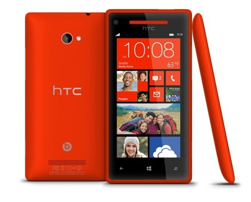 HTC-Windows-Phone-8X-red