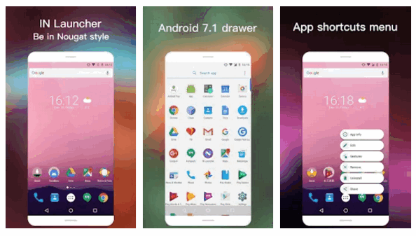 5 Best Android 7.0 Nougat Launchers for Android