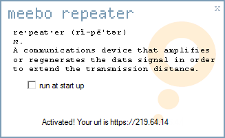 Meebo Repeater