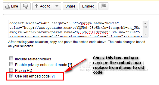 Embed YouTube Videos in Windows Live Writer [iframe]