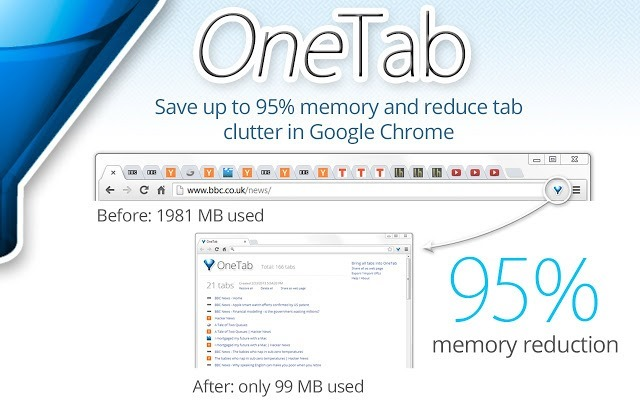 Chrome Extensions to Reduce Memory Usage