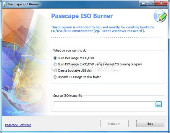 descargar passcape reset windows password iso