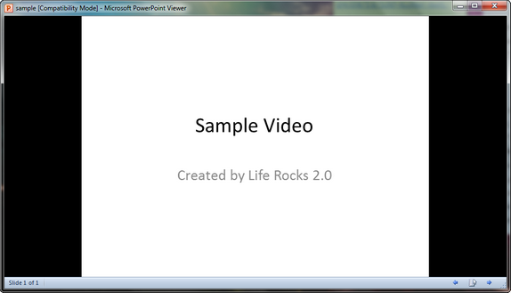 powerpoint 2010 viewer