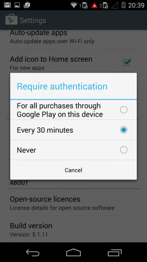 Prevent-in-app purchase Android (2)
