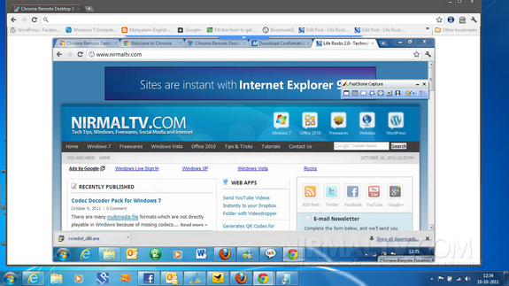 Chrome Remote Desktop- Access PC from Chrome browser or