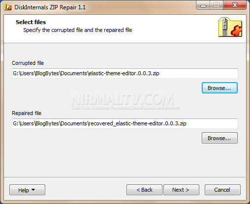 How to Repair Corrupted and Damaged Zip Files