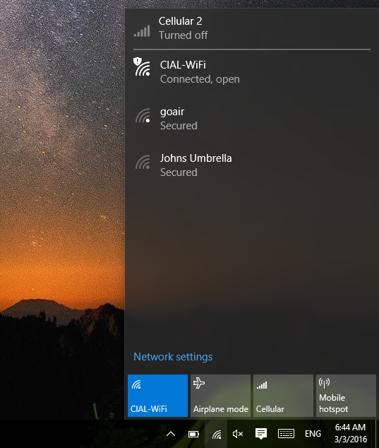 How to Configure Cellular Data and APN on Windows 10