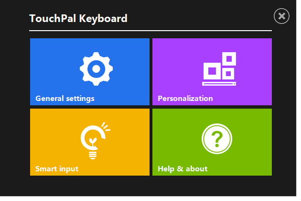 TouchPal- An Alterative Keyboard for Windows 8 Tablets