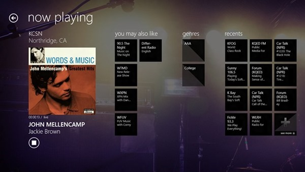 6 Best Music Streaming Apps for Windows 8 1