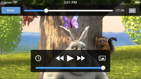 VLC for iPhone1