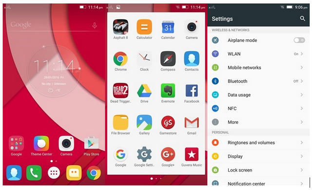 Lenovo's Vibe UI- Features, Tips, Tricks and FAQs