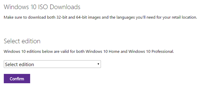 windows 10 professional 64 bit english iso