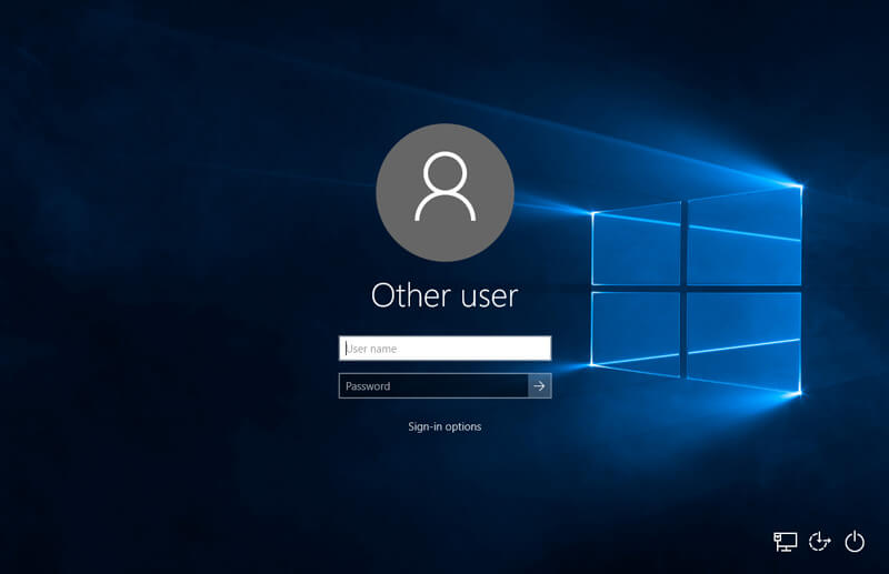 Windows 10 Automatic login