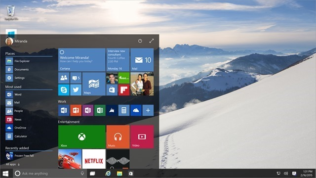 difference between windows 7 ultimate and windows 10 pro