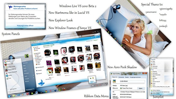 Windows_Live Theme for Windows 7