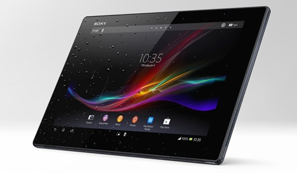 Xperia_Tablet_Z_Front_Black_Water