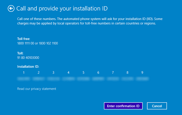 how to fix windows 8.1 activation key
