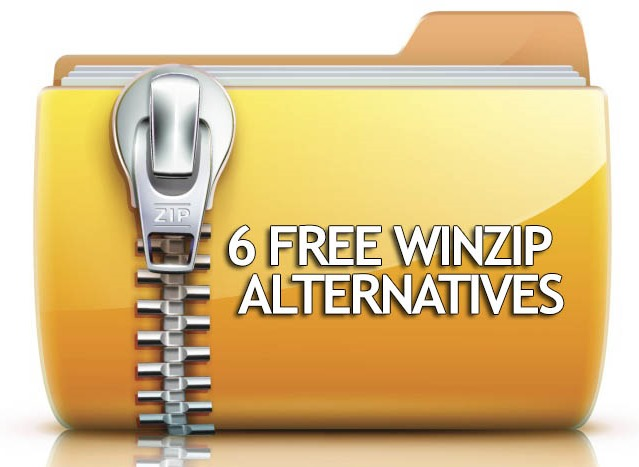 6 Best Free WinZip Alternatives for Windows (2017)