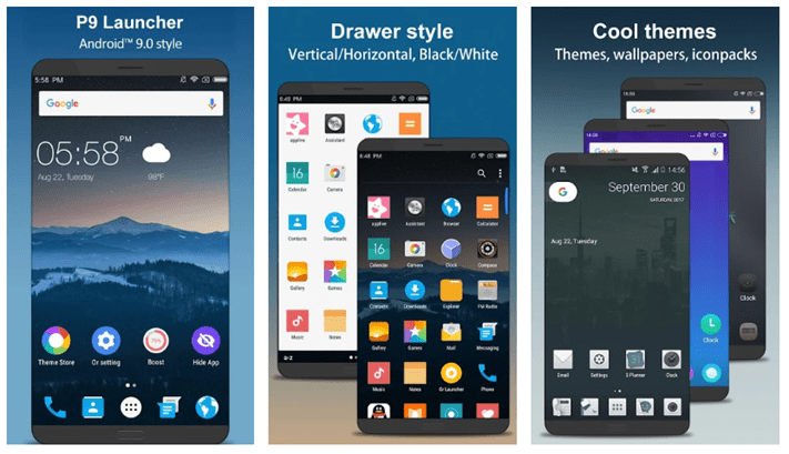 5 Best Android 9 0 Pie Launchers (2019)