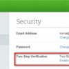[How To] Enable Two Step Verification in Evernote