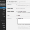 Customize Facebook with Minimalist for Facebook