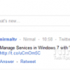 G+Twitter is a Twitter Client for Google+ [Extension]