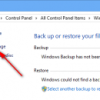How to Create a System Image in Windows 8