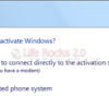 How to Activate Windows 7 on Phone