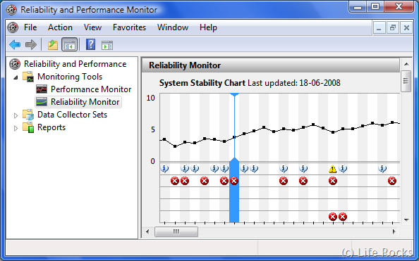 How to Launch the Performance Monitor