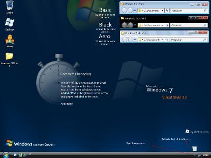 for more news on windows 7 try out the windows 7 theme for windows xp