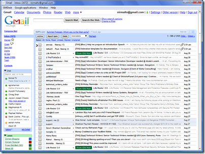 Access Gmail, Google Calendar, Docs and Maps on Desktop with