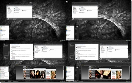 vista ultimate grey by dynacord Download 35 Theme Windows 7 Cantik dan menarik