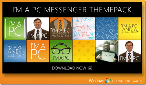 I'm a PC Theme Pack
