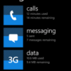 Keep Track of Calls, Messages and Data Usage on Lumia Windows Phone with Counters