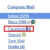 Update Facebook Status from Gmail using Chrome Extension