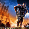 Mass Effect 2 Theme for Windows 7