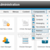 Redirect Manager for Links in Joomla 1.6