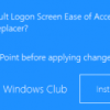 Take a Screenshot of Windows 8 Logon and Lock Screen